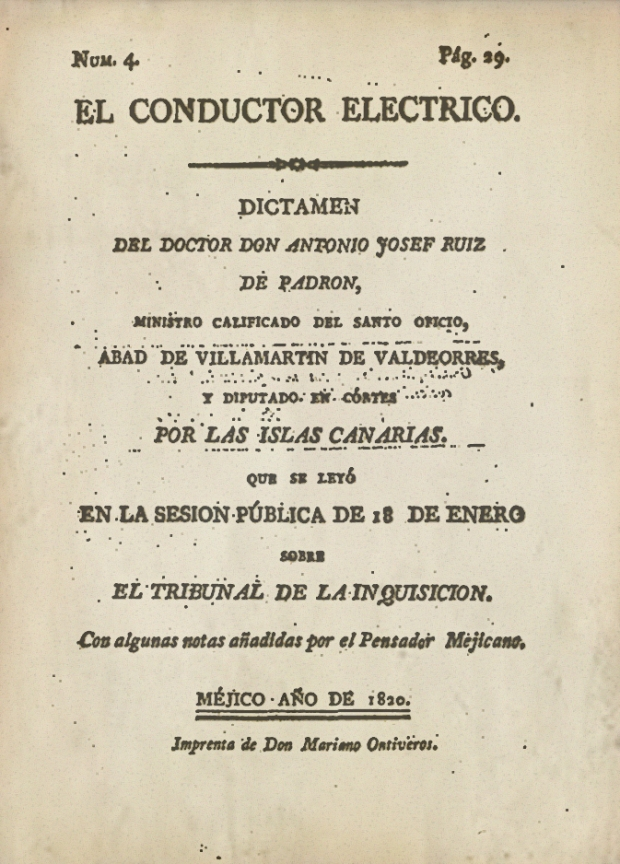 """""""El Conductor Eléctrico"""" publicó íntegro el Dictamen de Ruiz de Padrón."""
