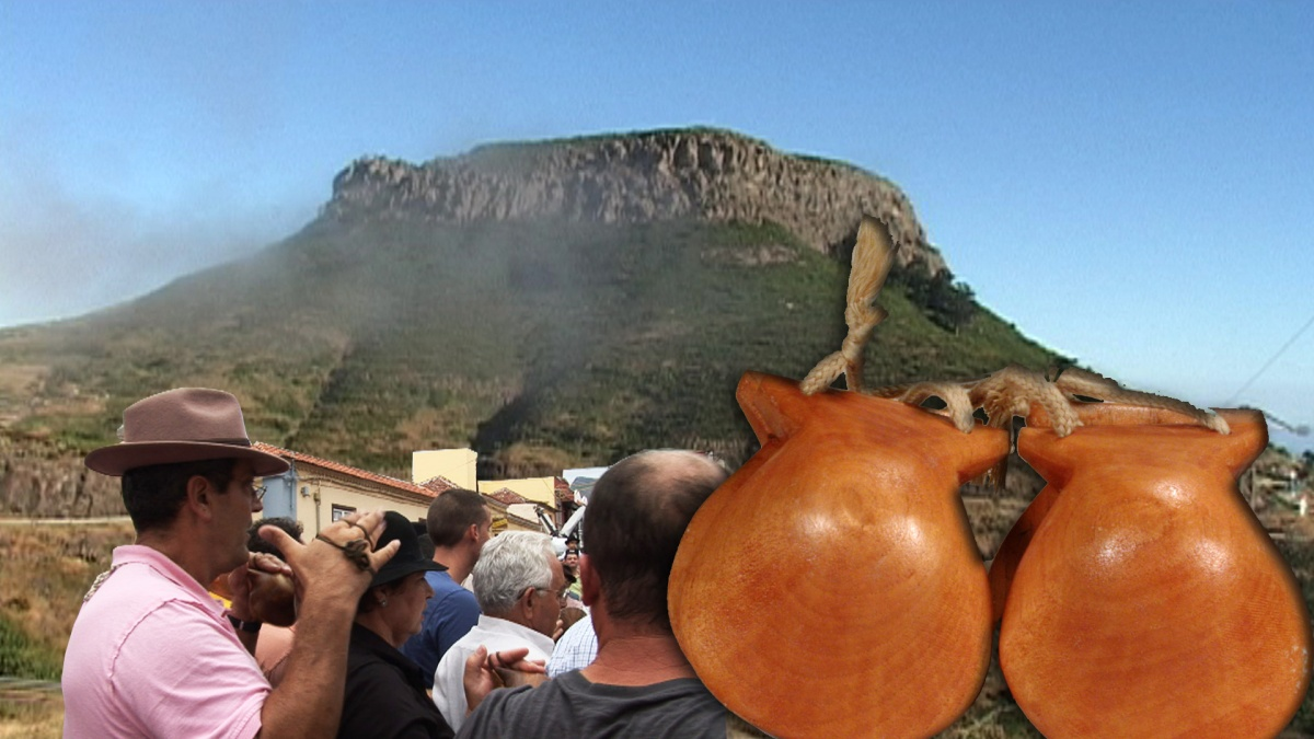 Chácaras de La Gomera: la música en las venas