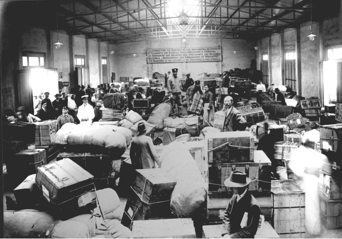 Historias de la emigración. El hogar canario de Buenos Aires, Argentina