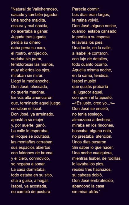 Poema de Mirtea Fdez.