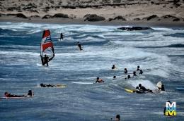 El Médano, Tenerife: Campeonato del Mundo de Windsurf2014