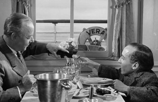 El judío y el enano son dos de los personajes más entrañables de la película.