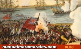 ¿Qué fue de los canarios en la Batalla de NuevaOrleans?