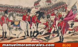 Los canarios en la Batalla de NuevaOrleans