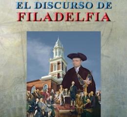 """Ya está disponible la novela histórica """"El discurso de Filadelfia"""" en formatoe-book"""