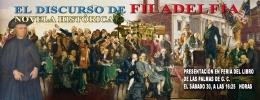 """Presentación de """"El discurso de Filadelfia"""" en Las Palmas deGC"""