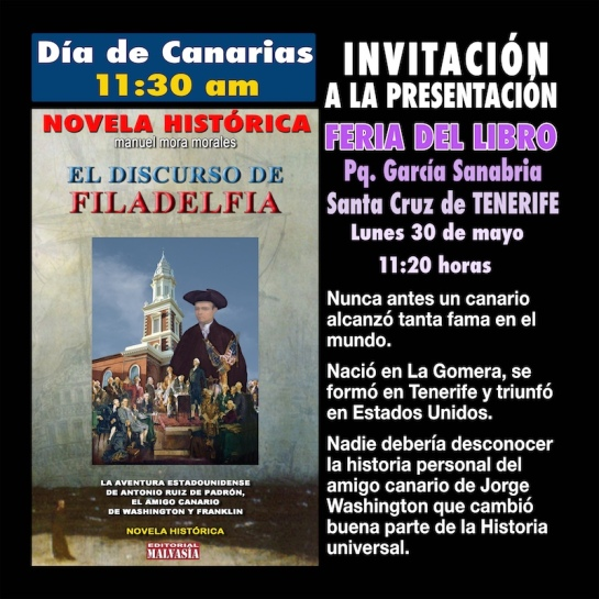 INVITACION PRESENTACION TENERIFE 2