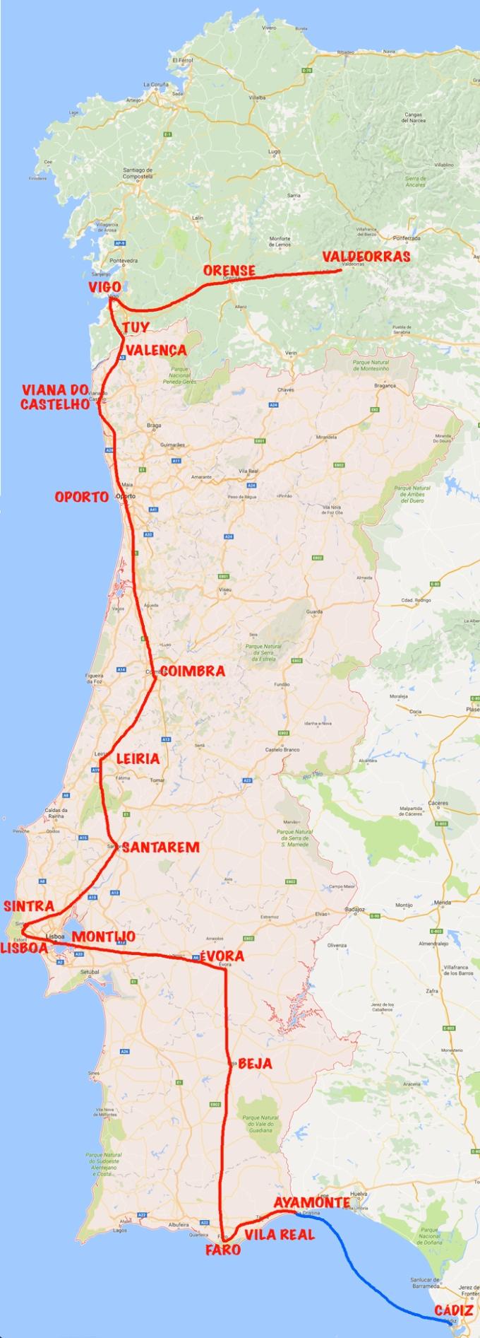 ruta-de-portugal