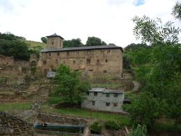 Un relato sobre niños enterrados en un monasterioespañol