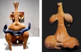 ¿Una réplica surrealista del Ídolo de Tara en el Museo Reina Sofía de Madrid? A propósito de una obra deFerrant